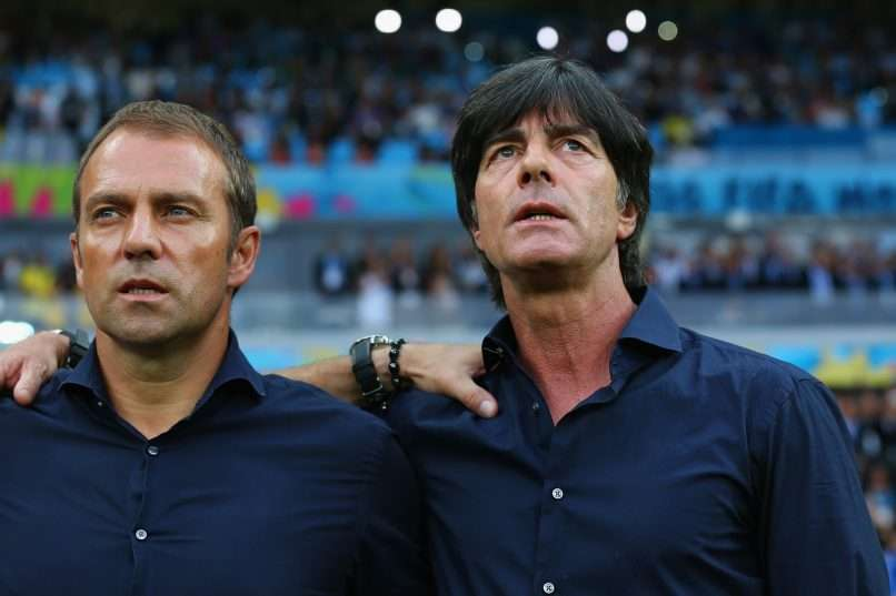 """Joachim Löw on Hansi Flick: """"He has so much experience in different areas and is very competent."""" - Get German Football NewsGet German Football News"""