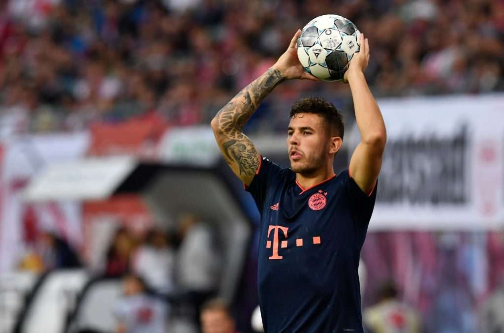 Lucas Hernández wants to fight for Bayern Munich place ...