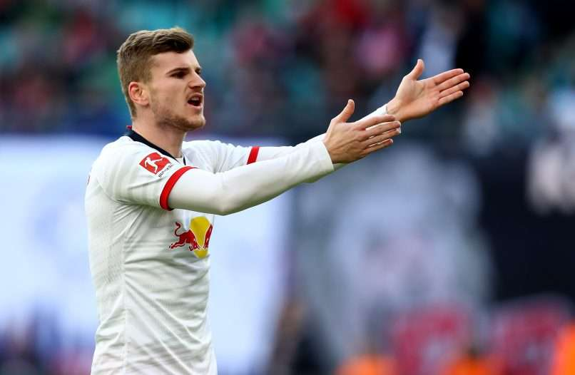 Chelsea Haven T Contacted Rb Leipzig For Timo Werner Oliver Mintzlaff Get German Football News