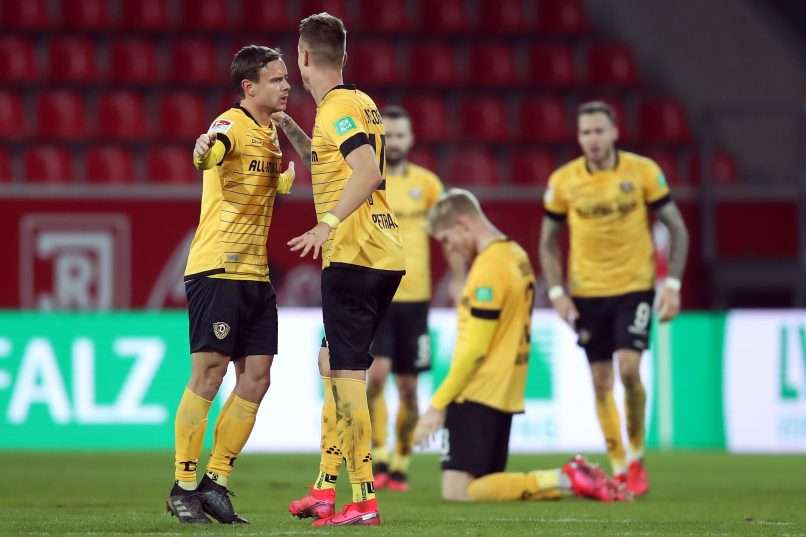Dynamo Dresden squad placed in two-week quarantine | Get German ...